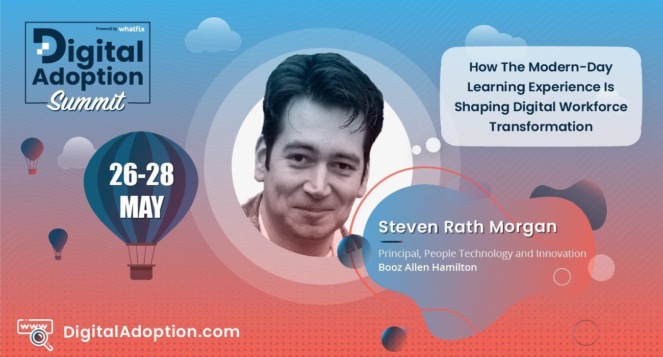 digital adoption summit - Steven