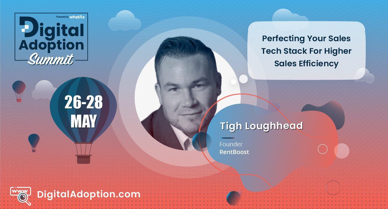 digital adoption summit - Tigh