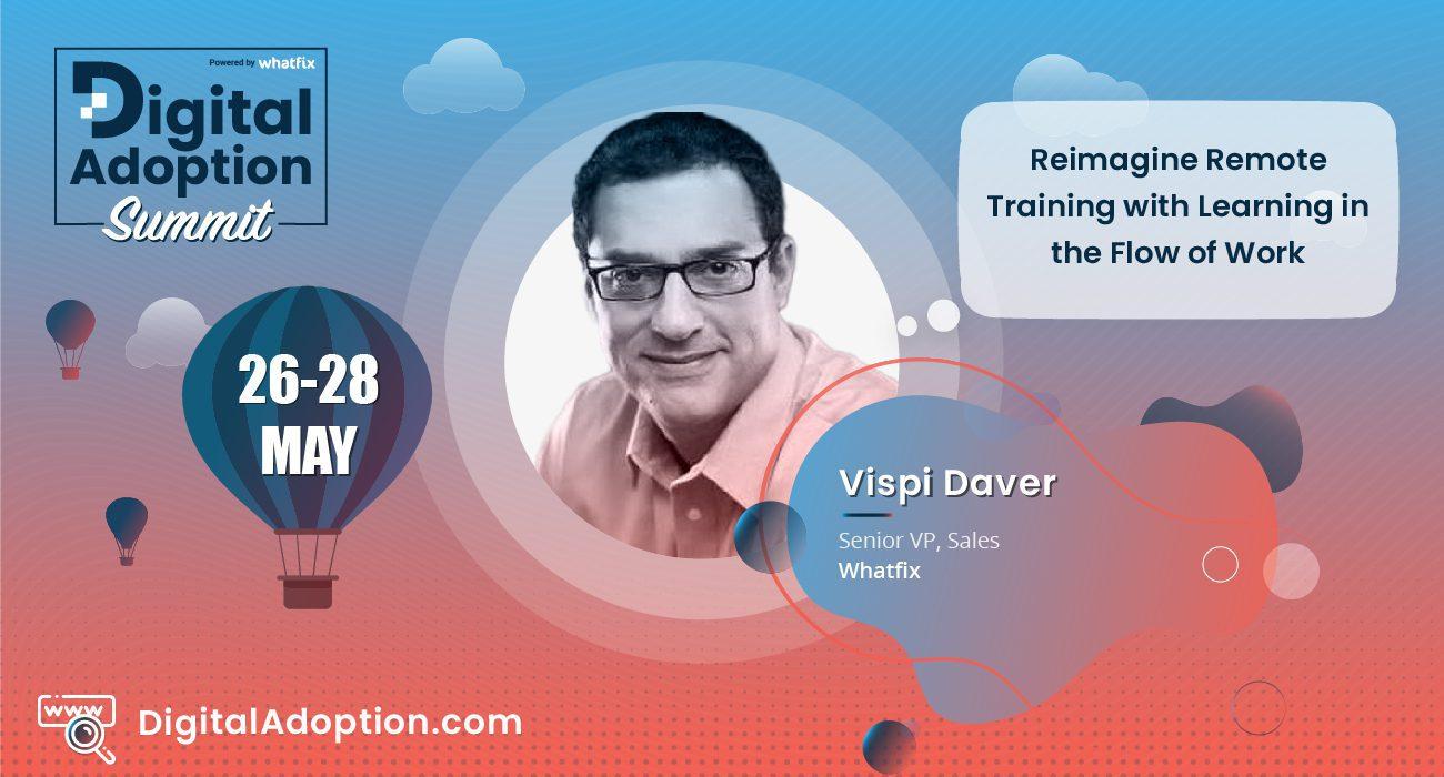 digital adoption summit - Vispi
