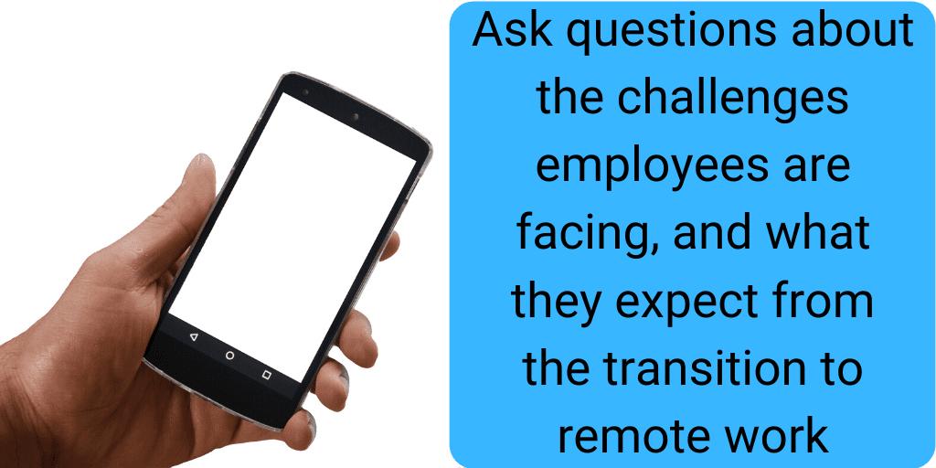 Remote team management - Employee Feedback