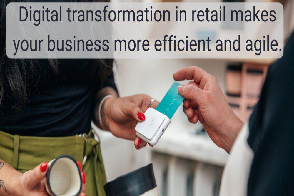 retail digital transformation - carrefour