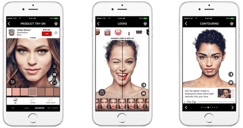 retail digital transformation - Sephora