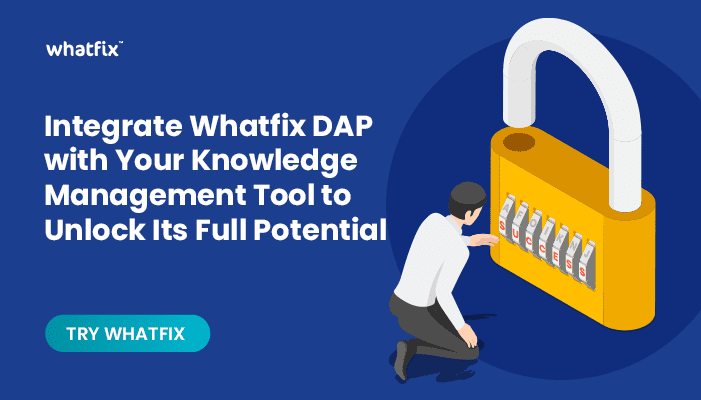 DAP for knowledge management tools