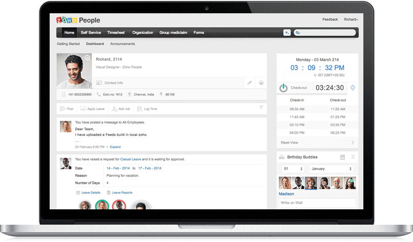 zoho-people-overview