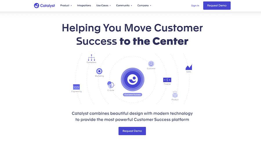 Catalyst-Customer-Success-Software