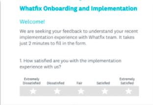 whatfix-post-onboarding-survey