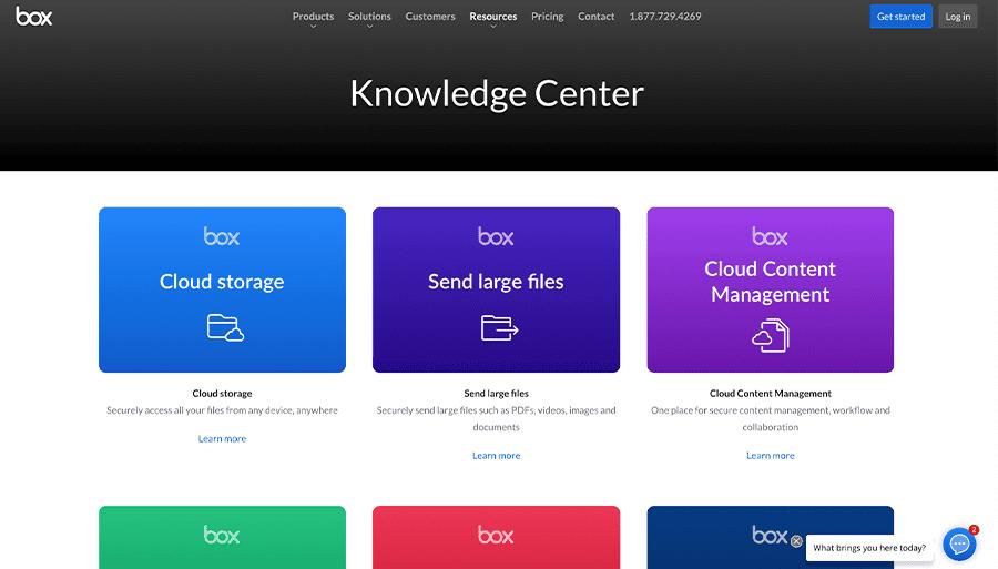 Box-Knowledge-Base-Example