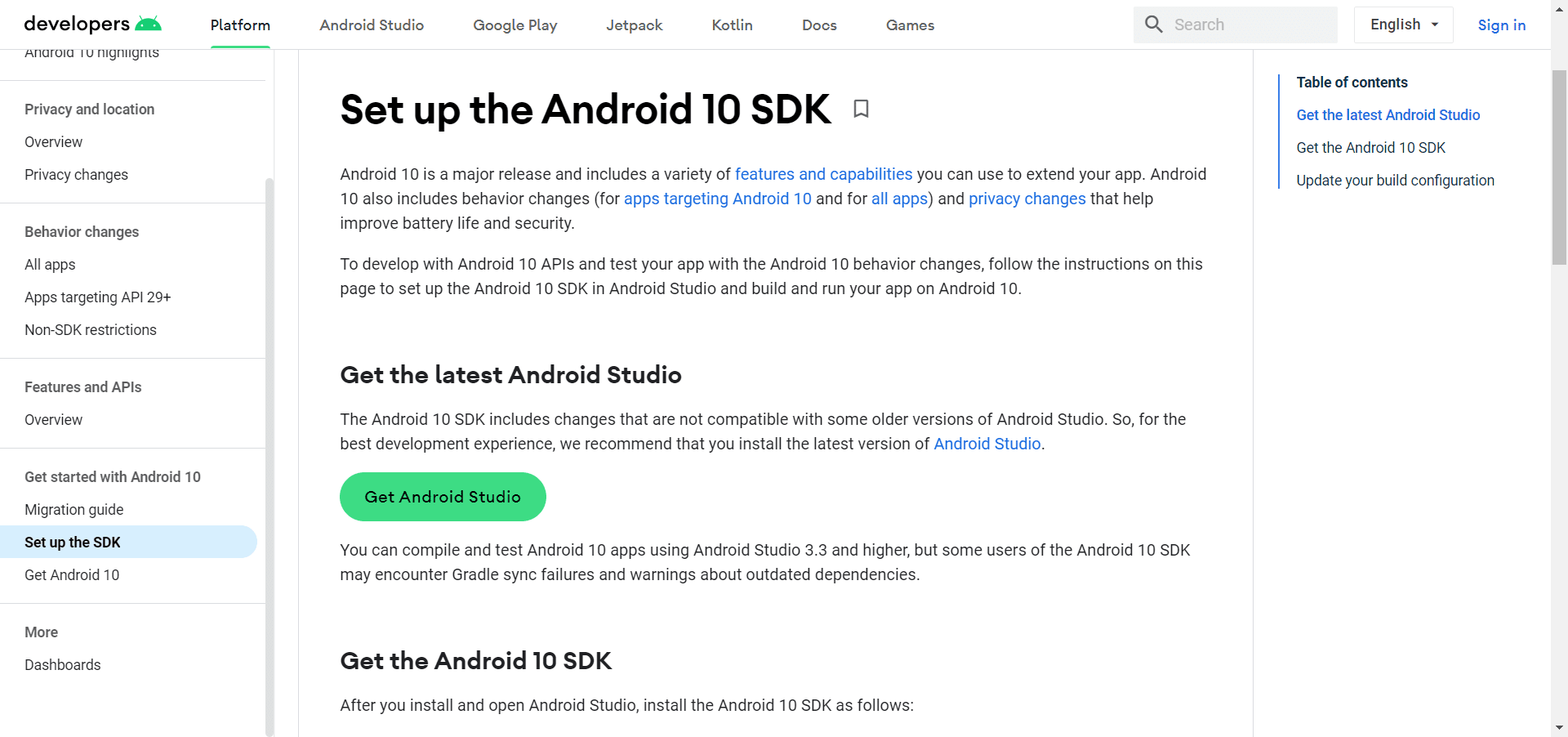 skd-documentation-type