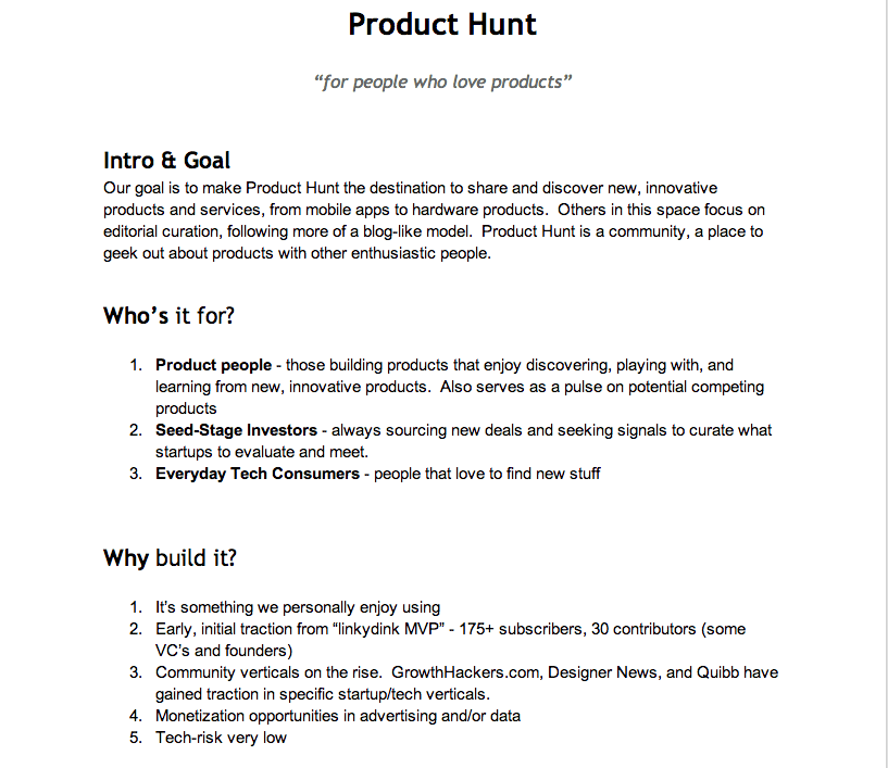 product-requirements-example-product-hunt